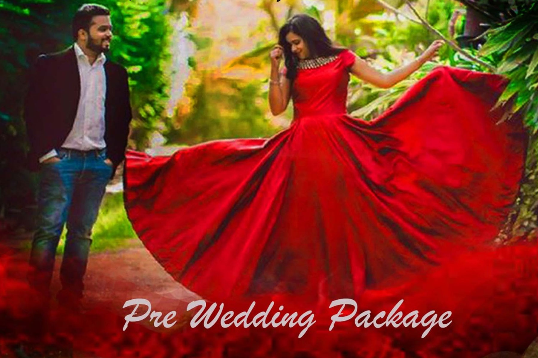 Pre Wedding Package